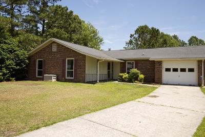 Havelock Single Family Home For Sale: 513 Gene Drive