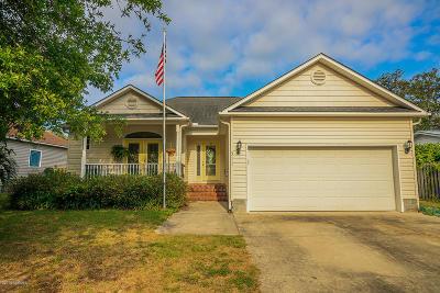Oak Island Single Family Home For Sale: 311 Keziah Street