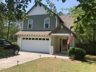 Hampstead Single Family Home For Sale: 106 Emerson Court