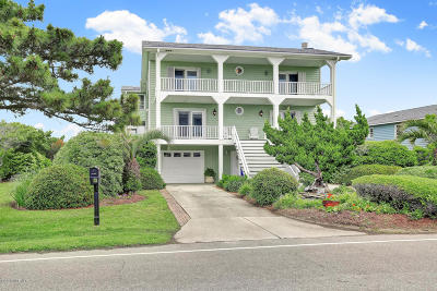 Caswell Beach Single Family Home For Sale: 122 Caswell Beach Road