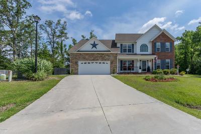 Jacksonville Single Family Home For Sale: 168 Louie Lane