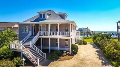 Harkers Island Single Family Home For Sale: 105 Maxwell Drive