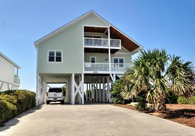 Holden Beach Island, Holden Beach Mainland Single Family Home For Sale: 199 Ocean Boulevard W
