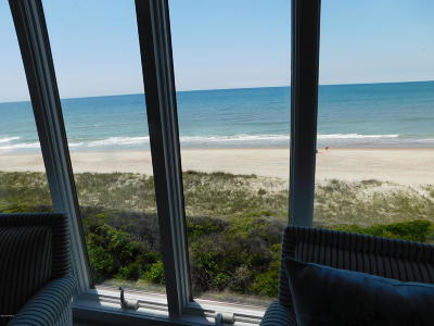 Pine Knoll Shores Condo/Townhouse For Sale: 497 Salter Path Road #A 34