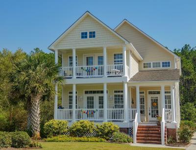 Cape Carteret Single Family Home For Sale: 139 White Heron Lane