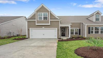 Carolina Shores Condo/Townhouse For Sale: 2108 Cass Lake Drive #Brookhav