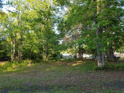 Ocean Isle Beach Residential Lots & Land Active Contingent: 1607 Gate 1 Drive SW