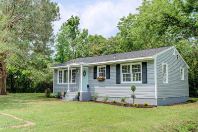 Jacksonville Single Family Home For Sale: 170 S Loy Avenue