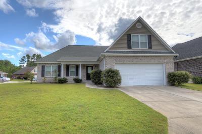 Leland Single Family Home Pending: 1035 Lanterns Lane
