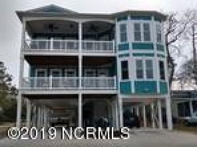 Oak Island NC Single Family Home For Sale: $674,000