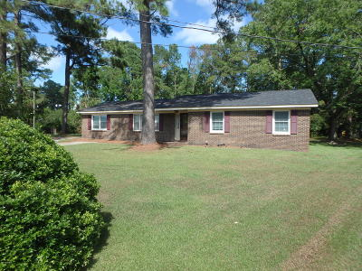 Jacksonville Single Family Home For Sale: 34 Heritage Court