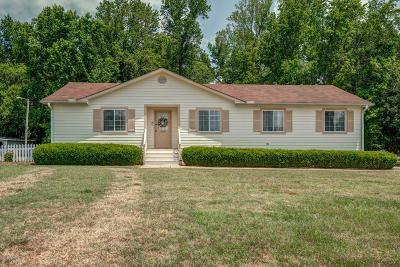 Rocky Mount Single Family Home For Sale: 6038 Harrisontown Road