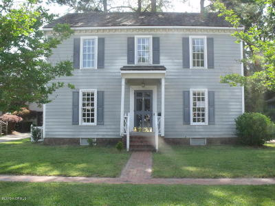 Rocky Mount Single Family Home For Sale: 113 Salem Court