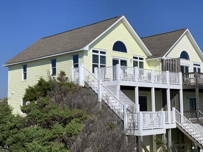 Emerald Isle Condo/Townhouse For Sale: 8517 Ocean View Drive