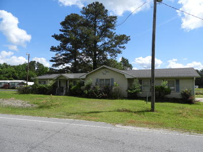 Chocowinity Single Family Home For Sale: 783 Gray Road