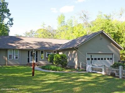 Oriental Single Family Home For Sale: 6112 Raccoon Run