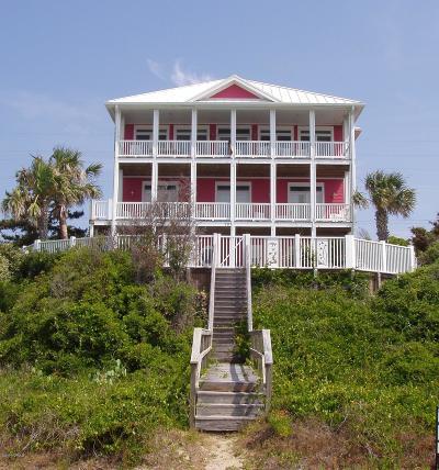 Emerald Isle Single Family Home For Sale: 707 Emerald Drive