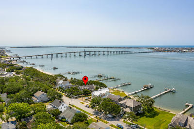Morehead City NC Single Family Home For Sale: $2,300,000