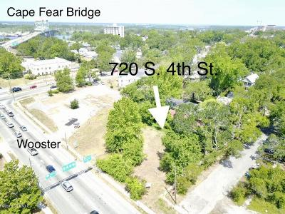 New Hanover County Residential Lots & Land For Sale: 720 S 4th Street
