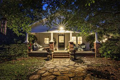 New Hanover County Single Family Home For Sale: 7100 Masonboro Sound Road