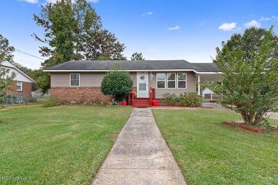 Jacksonville Single Family Home For Sale: 108 Carver Road