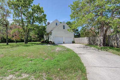 Single Family Home For Sale: 201 Sandpiper Place