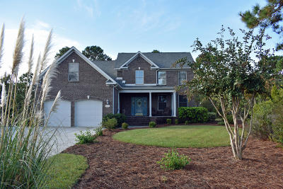 Southport Single Family Home For Sale: 2750 Ligustrum Court