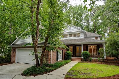 New Hanover County Single Family Home For Sale: 8712 Bardmoor Circle