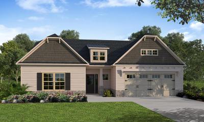 Winnabow Single Family Home For Sale: 5221 National Garden Trail