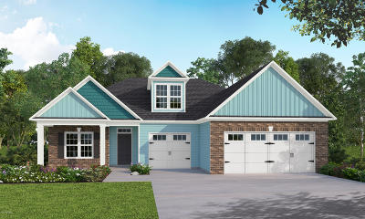 Winnabow Single Family Home For Sale: 5213 National Garden Trail