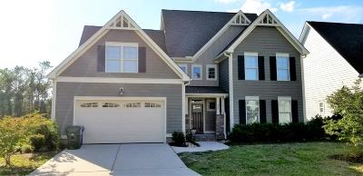 Newport Single Family Home For Sale: 418 Lanyard Drive