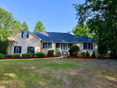 New Bern Single Family Home For Sale: 212 Gangplank Road