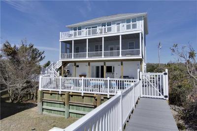 Emerald Isle Single Family Home For Sale: 1009 Emerald Drive