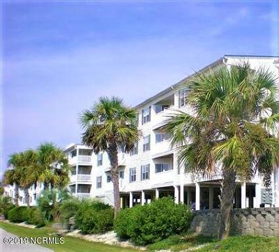 Oak Island NC Condo/Townhouse For Sale: $259,000