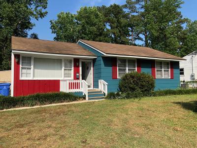 Northwoods Single Family Home For Sale: 516 Oak Lane