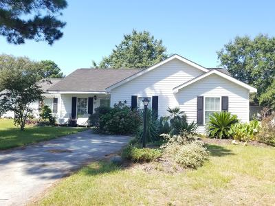 Shallotte Single Family Home For Sale: 807 Kimberly Ann Lane