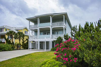 Caswell Beach Single Family Home For Sale: 111 Caswell Beach Road