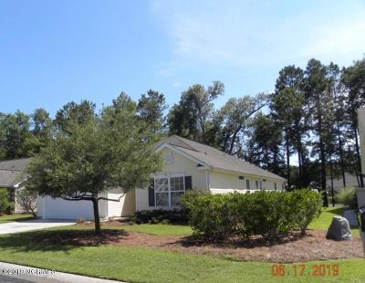Carolina Shores Single Family Home For Sale: 867 Corn Planters Circle