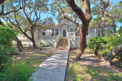 Caswell Beach Single Family Home For Sale: 725 Country Club Drive
