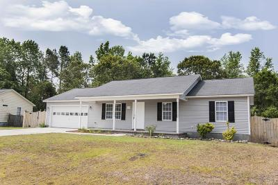 Onslow County Single Family Home For Sale: 149 Wheaton Drive