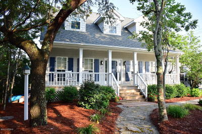 Beaufort NC Single Family Home For Sale: $625,000