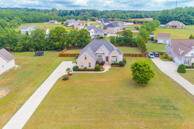 Greenville Single Family Home For Sale: 2815 Madison Grove Road