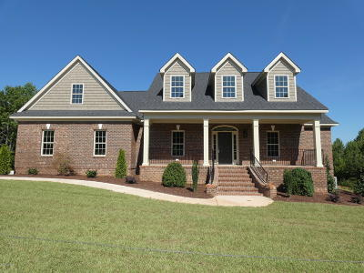 Rocky Mount NC Single Family Home For Sale: $429,900
