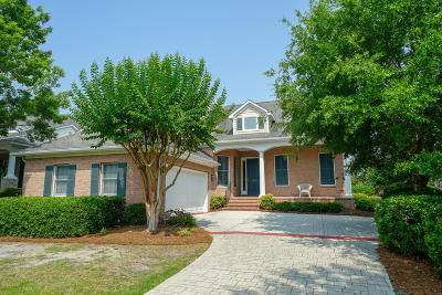 New Hanover County Single Family Home For Sale: 8517 Emerald Dunes Road