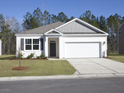 Winnabow Single Family Home For Sale: 487 St. Kitts Way #Lot 97