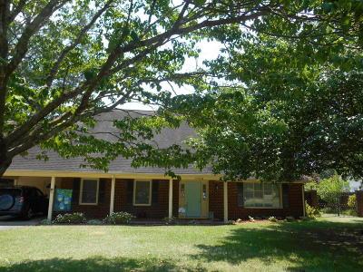 Kinston Single Family Home For Sale: 1709 Dubose Drive
