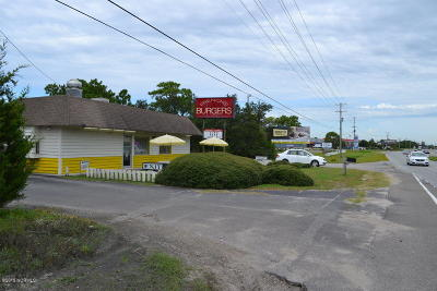 New Hanover County Commercial For Sale: 6142 Carolina Beach Road
