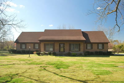 Kinston Single Family Home For Sale: 4514 Neuse Road
