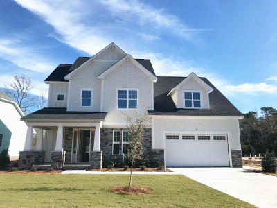 New Hanover County Single Family Home For Sale: 1265 Waterway Court