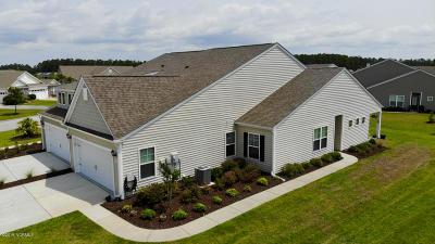Carolina Shores Condo/Townhouse For Sale: 1034 Chadsey Lake Drive